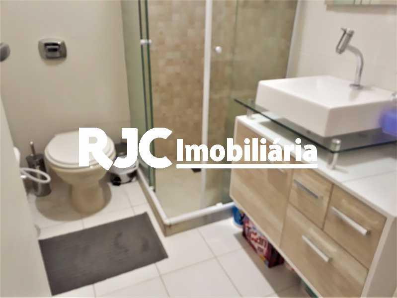 FOTO 7 - Apartamento 1 quarto à venda Tijuca, Rio de Janeiro - R$ 420.000 - MBAP10647 - 8