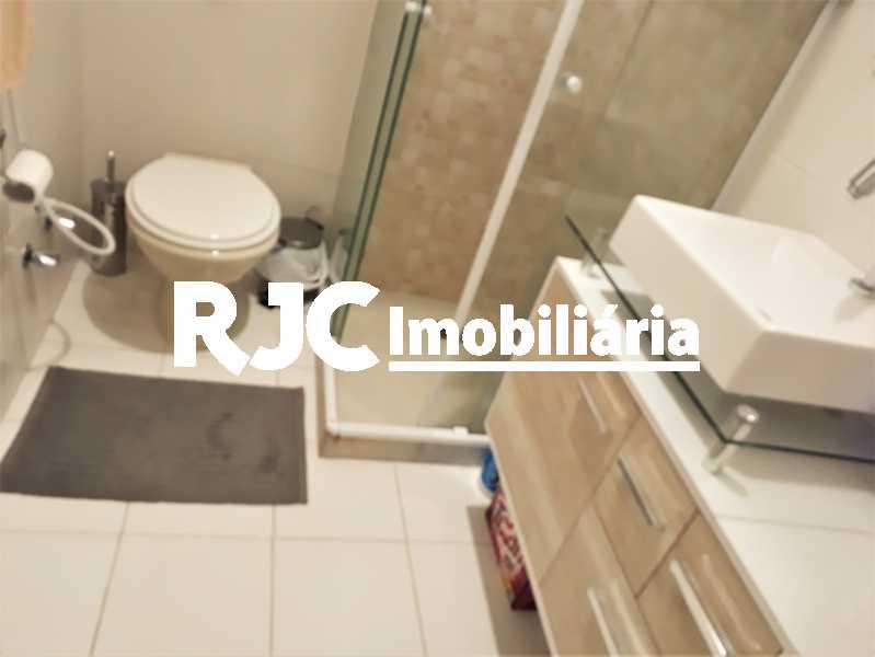 FOTO 8 - Apartamento 1 quarto à venda Tijuca, Rio de Janeiro - R$ 420.000 - MBAP10647 - 9