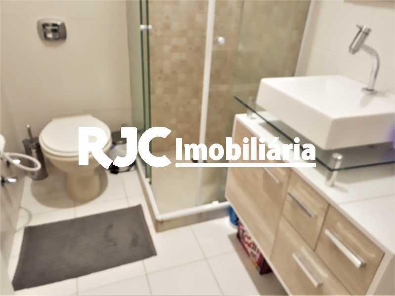 FOTO 9 - Apartamento 1 quarto à venda Tijuca, Rio de Janeiro - R$ 420.000 - MBAP10647 - 10