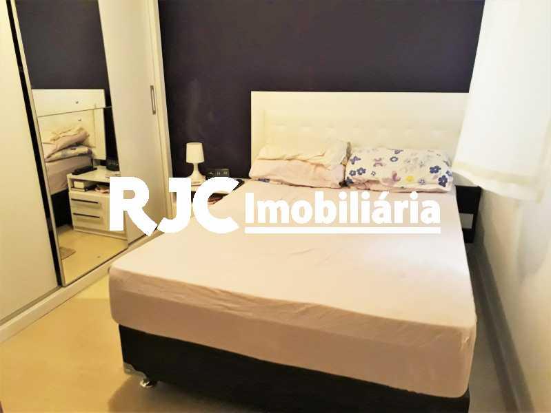 FOTO 10 - Apartamento 1 quarto à venda Tijuca, Rio de Janeiro - R$ 420.000 - MBAP10647 - 11