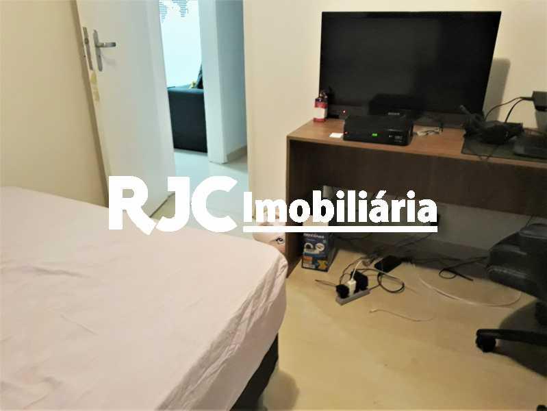 FOTO 11 - Apartamento 1 quarto à venda Tijuca, Rio de Janeiro - R$ 420.000 - MBAP10647 - 12