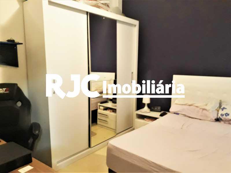 FOTO 12 - Apartamento 1 quarto à venda Tijuca, Rio de Janeiro - R$ 420.000 - MBAP10647 - 13