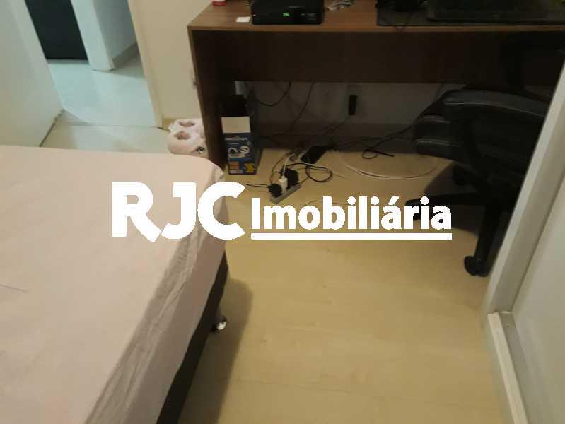 FOTO 13 - Apartamento 1 quarto à venda Tijuca, Rio de Janeiro - R$ 420.000 - MBAP10647 - 14
