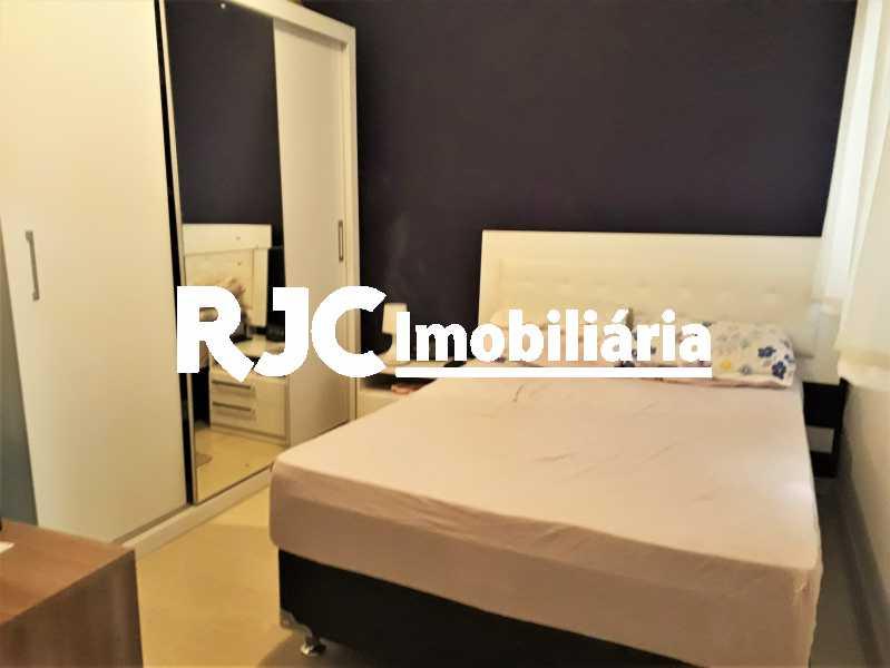 FOTO 14 - Apartamento 1 quarto à venda Tijuca, Rio de Janeiro - R$ 420.000 - MBAP10647 - 15