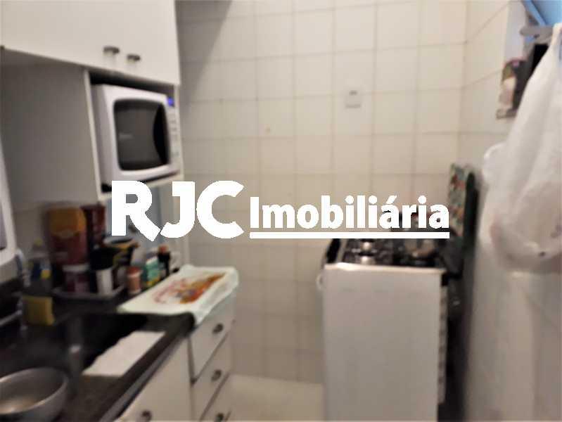FOTO 15 - Apartamento 1 quarto à venda Tijuca, Rio de Janeiro - R$ 420.000 - MBAP10647 - 16