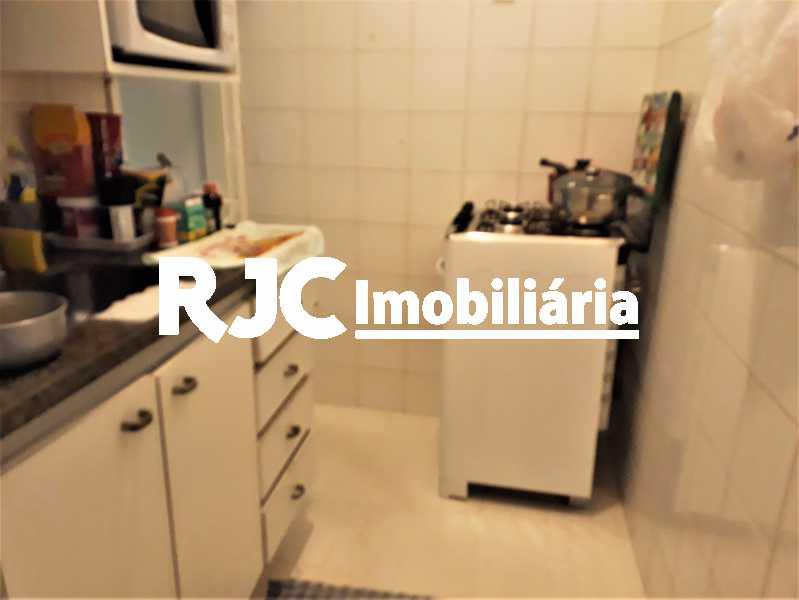 FOTO 17 - Apartamento 1 quarto à venda Tijuca, Rio de Janeiro - R$ 420.000 - MBAP10647 - 18