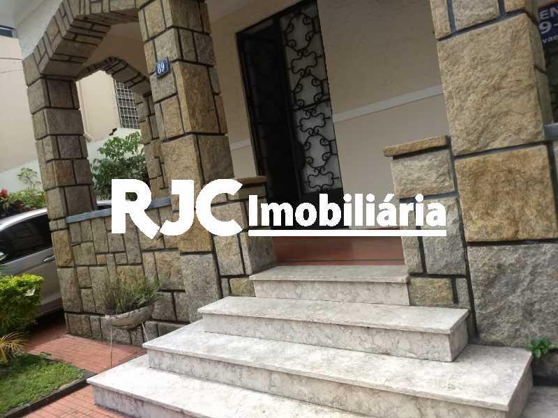 01.1. - Casa 6 quartos à venda Rio Comprido, Rio de Janeiro - R$ 950.000 - MBCA60018 - 1