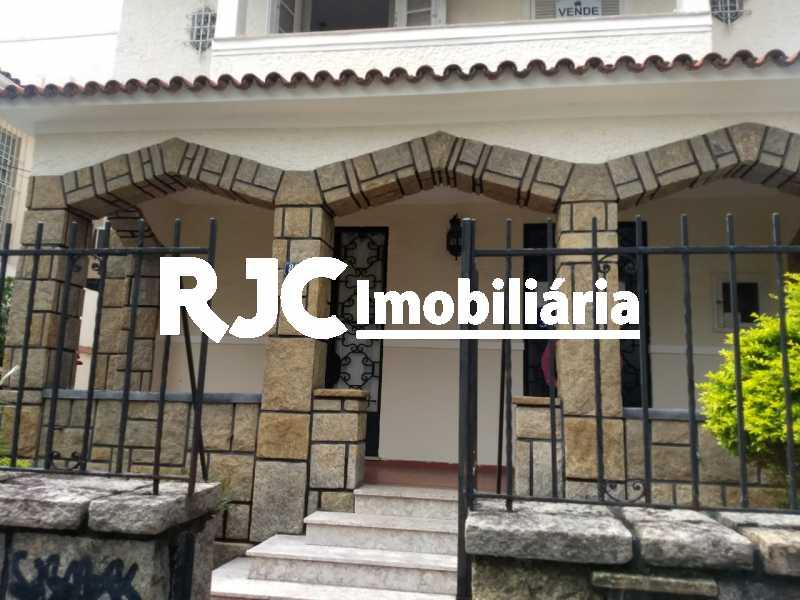 01. - Casa 6 quartos à venda Rio Comprido, Rio de Janeiro - R$ 950.000 - MBCA60018 - 3