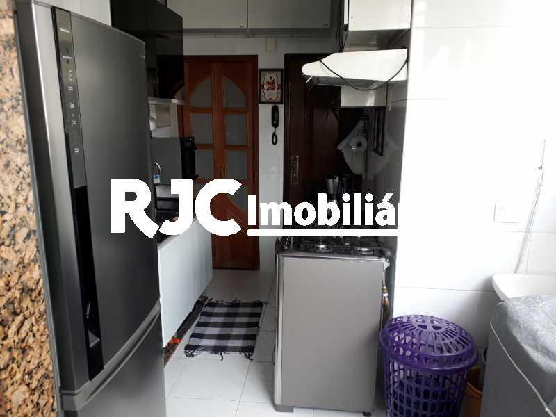 22 - Apartamento À Venda - Tijuca - Rio de Janeiro - RJ - MBAP32269 - 24