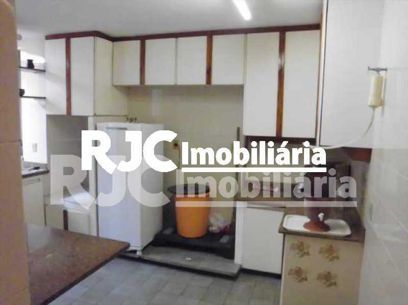 24 - Casa 2 quartos à venda Tijuca, Rio de Janeiro - R$ 1.280.000 - MBCA20058 - 24