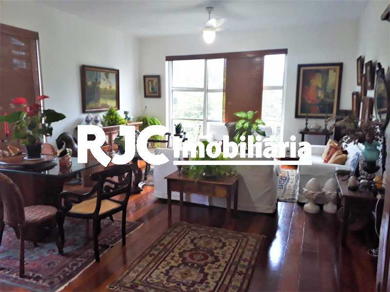 FOTO 1 - Apartamento 4 quartos à venda Leblon, Rio de Janeiro - R$ 2.100.000 - MBAP40356 - 1