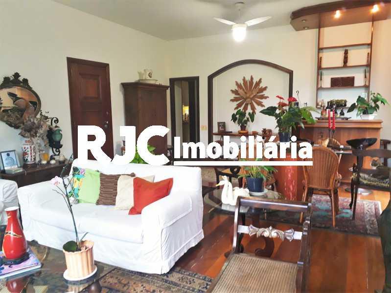 FOTO 2 - Apartamento 4 quartos à venda Leblon, Rio de Janeiro - R$ 2.100.000 - MBAP40356 - 3