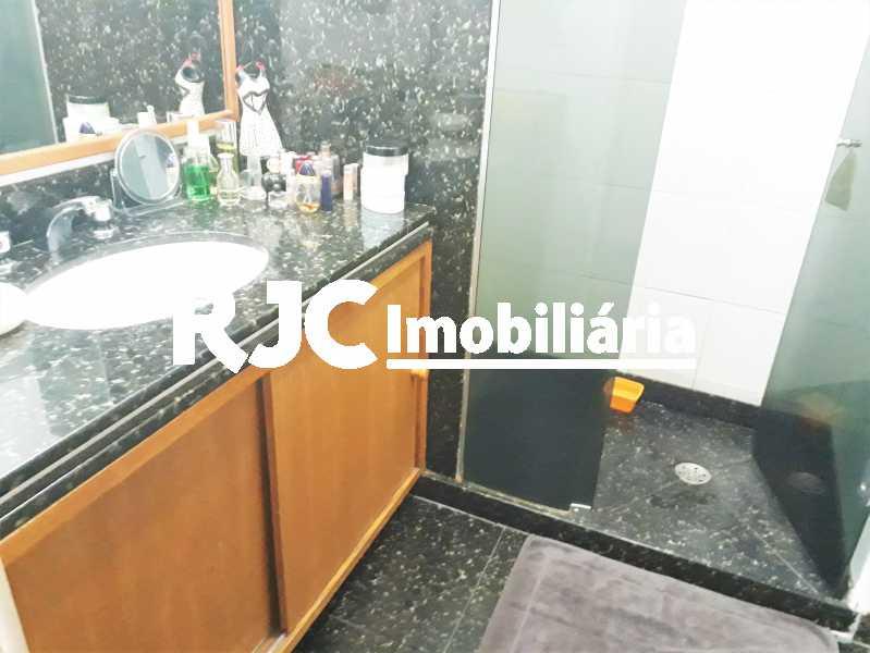 FOTO 11 - Apartamento 4 quartos à venda Leblon, Rio de Janeiro - R$ 2.100.000 - MBAP40356 - 12