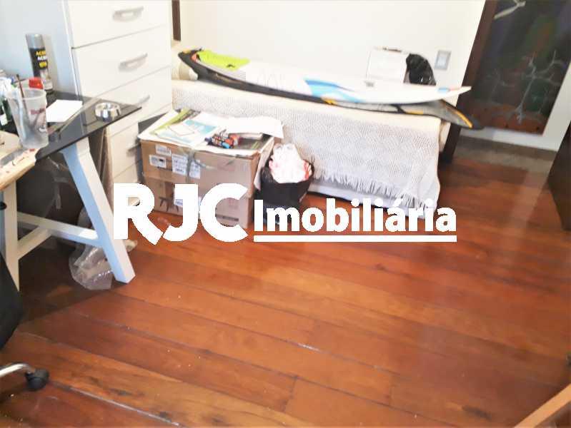 FOTO 14 - Apartamento 4 quartos à venda Leblon, Rio de Janeiro - R$ 2.100.000 - MBAP40356 - 15