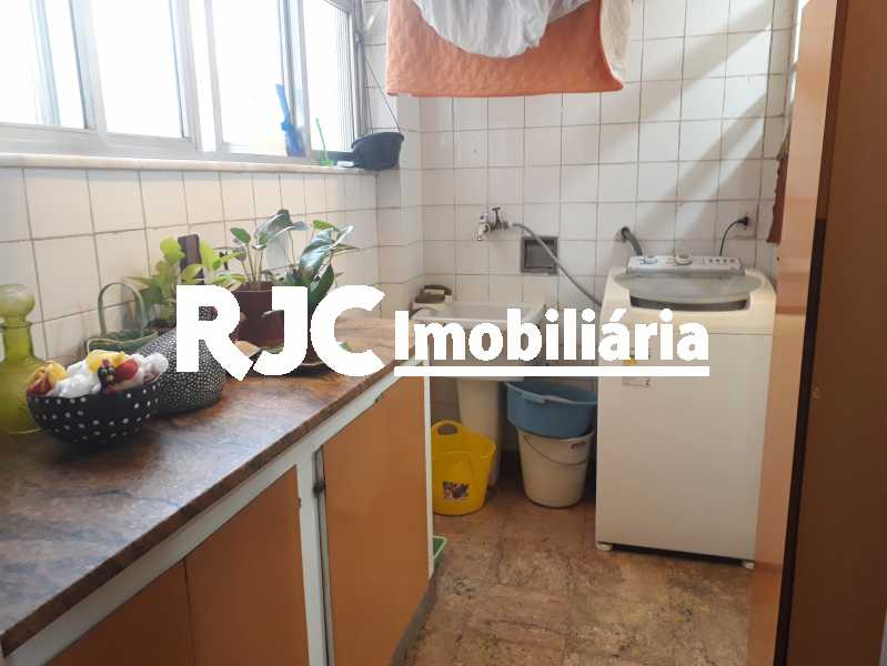FOTO 24 - Apartamento 4 quartos à venda Leblon, Rio de Janeiro - R$ 2.100.000 - MBAP40356 - 25