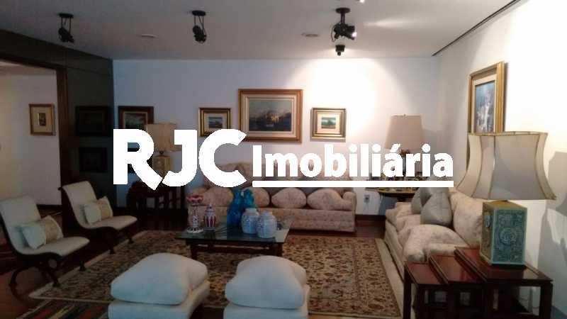 IMG-20181031-WA0073 - Apartamento 4 quartos à venda Barra da Tijuca, Rio de Janeiro - R$ 4.200.000 - MBAP40359 - 14