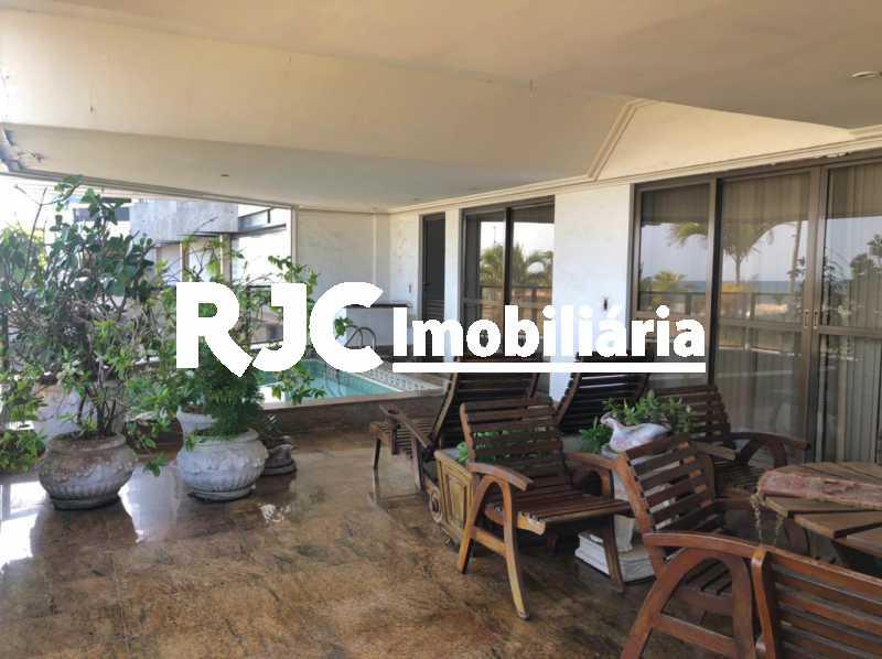 IMG-20210506-WA0013 - Apartamento 4 quartos à venda Barra da Tijuca, Rio de Janeiro - R$ 4.200.000 - MBAP40359 - 29