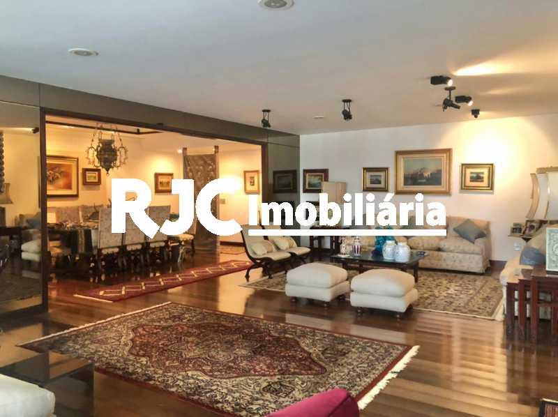 IMG-20210506-WA0022 - Apartamento 4 quartos à venda Barra da Tijuca, Rio de Janeiro - R$ 4.200.000 - MBAP40359 - 6