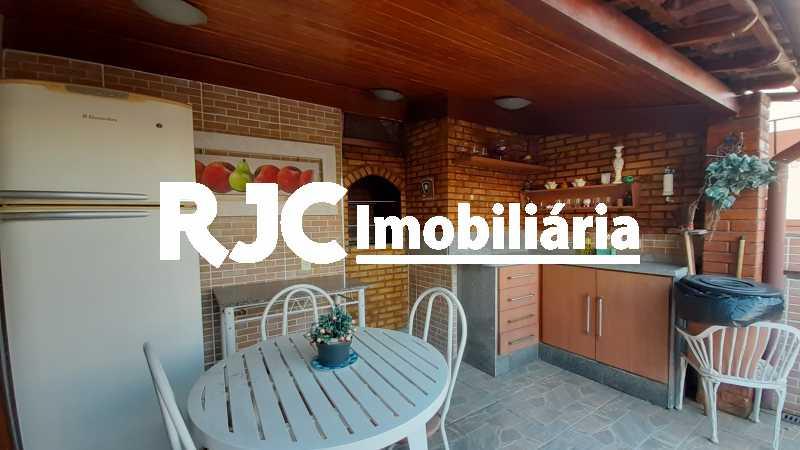 01 - Cobertura 3 quartos à venda Vila Isabel, Rio de Janeiro - R$ 1.080.000 - MBCO30279 - 1