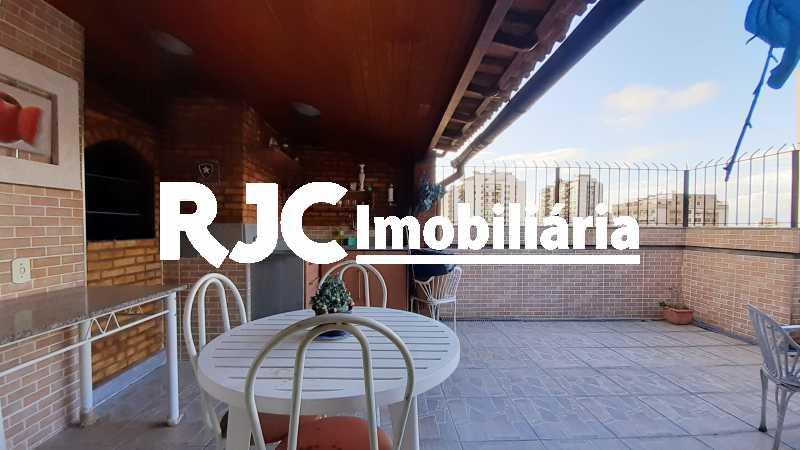 02 - Cobertura 3 quartos à venda Vila Isabel, Rio de Janeiro - R$ 1.080.000 - MBCO30279 - 3