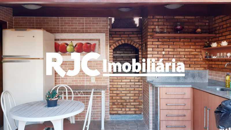 04 - Cobertura 3 quartos à venda Vila Isabel, Rio de Janeiro - R$ 1.080.000 - MBCO30279 - 5