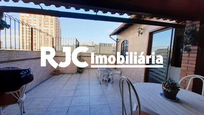 05 - Cobertura 3 quartos à venda Vila Isabel, Rio de Janeiro - R$ 1.080.000 - MBCO30279 - 6