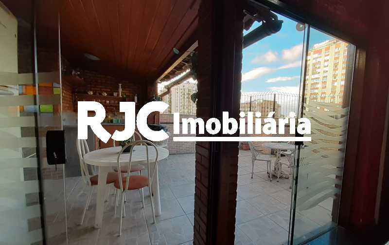 06 - Cobertura 3 quartos à venda Vila Isabel, Rio de Janeiro - R$ 1.080.000 - MBCO30279 - 7
