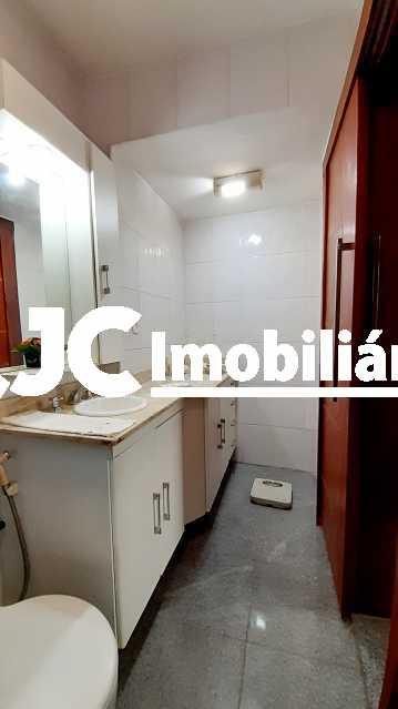 13 - Cobertura 3 quartos à venda Vila Isabel, Rio de Janeiro - R$ 1.080.000 - MBCO30279 - 13