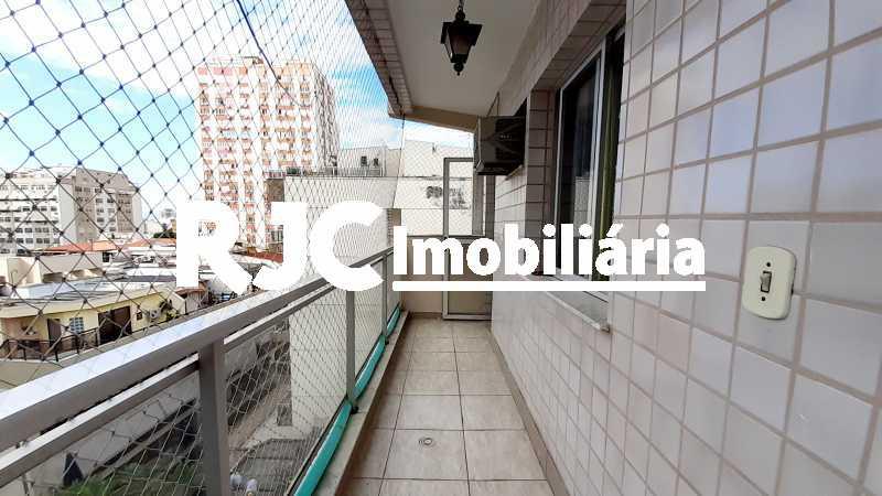 17 - Cobertura 3 quartos à venda Vila Isabel, Rio de Janeiro - R$ 1.080.000 - MBCO30279 - 17