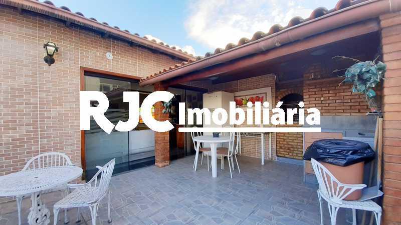 27 - Cobertura 3 quartos à venda Vila Isabel, Rio de Janeiro - R$ 1.080.000 - MBCO30279 - 27