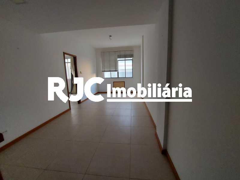 1 - Apartamento 1 quarto à venda Tijuca, Rio de Janeiro - R$ 390.000 - MBAP10672 - 1