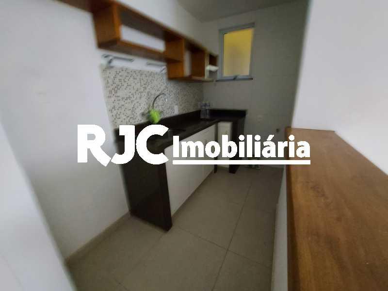 7 - Apartamento 1 quarto à venda Tijuca, Rio de Janeiro - R$ 390.000 - MBAP10672 - 9