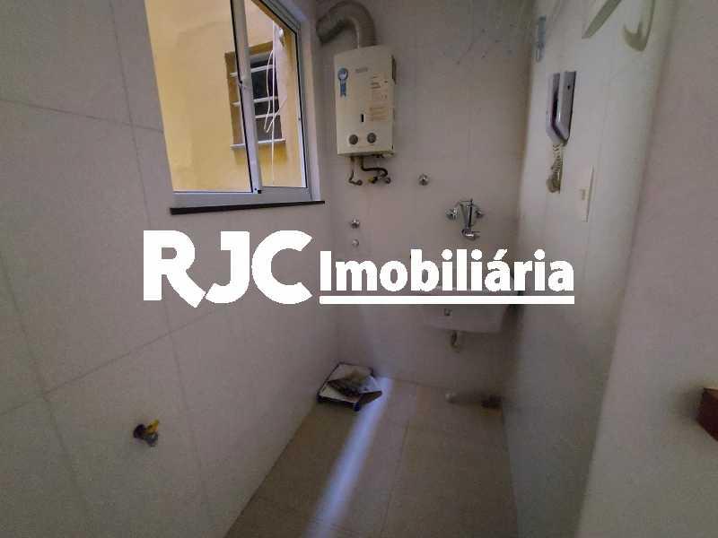 010 - Apartamento 1 quarto à venda Tijuca, Rio de Janeiro - R$ 390.000 - MBAP10672 - 10