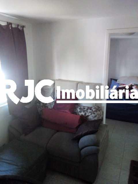 1 - Apartamento 1 quarto à venda Méier, Rio de Janeiro - R$ 170.000 - MBAP10673 - 1