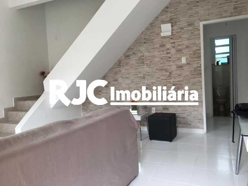 02 - Casa 2 quartos à venda Vila Isabel, Rio de Janeiro - R$ 490.000 - MBCA20061 - 3