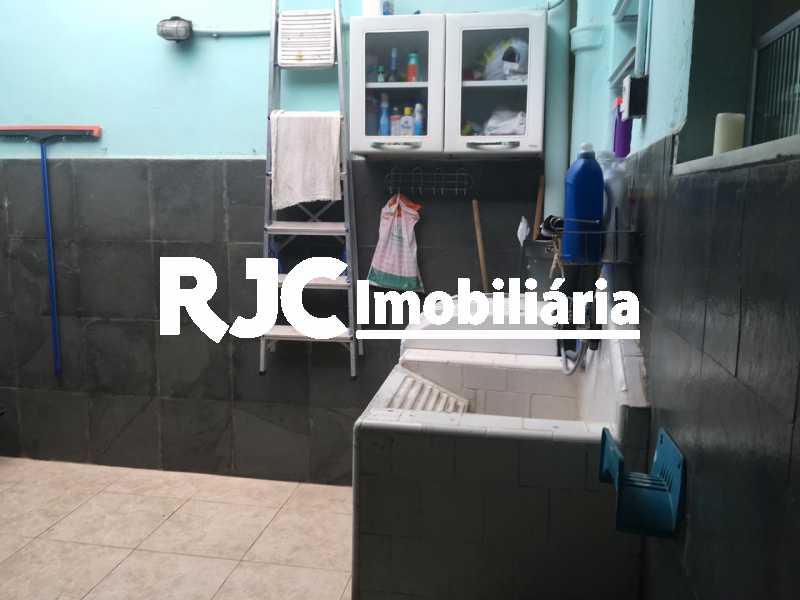 16 - Casa 2 quartos à venda Vila Isabel, Rio de Janeiro - R$ 490.000 - MBCA20061 - 16