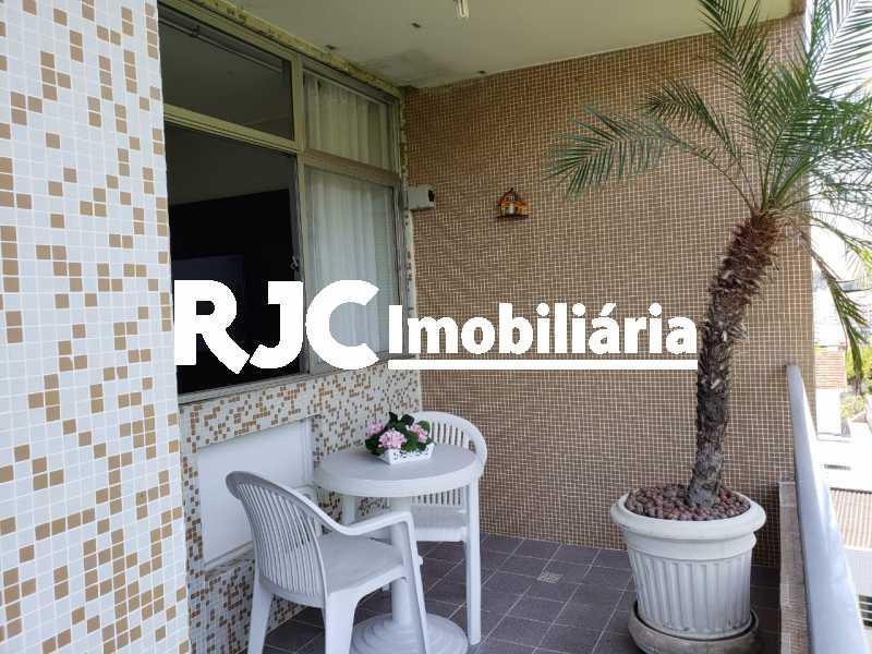 05 2 - Apartamento 3 quartos à venda Rocha, Rio de Janeiro - R$ 369.000 - MBAP32351 - 3