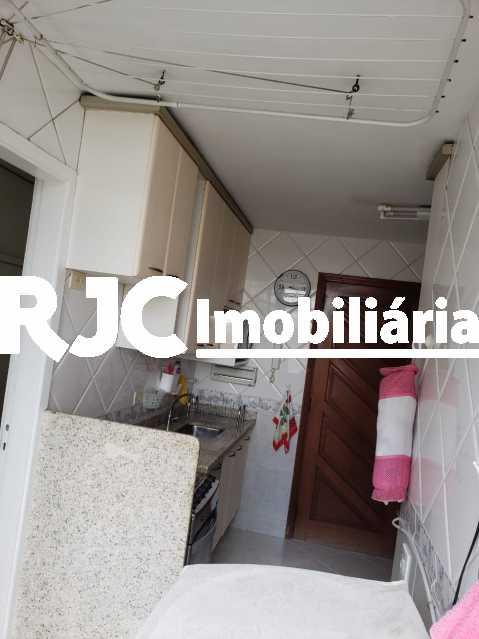 25 - Apartamento 3 quartos à venda Rocha, Rio de Janeiro - R$ 369.000 - MBAP32351 - 23