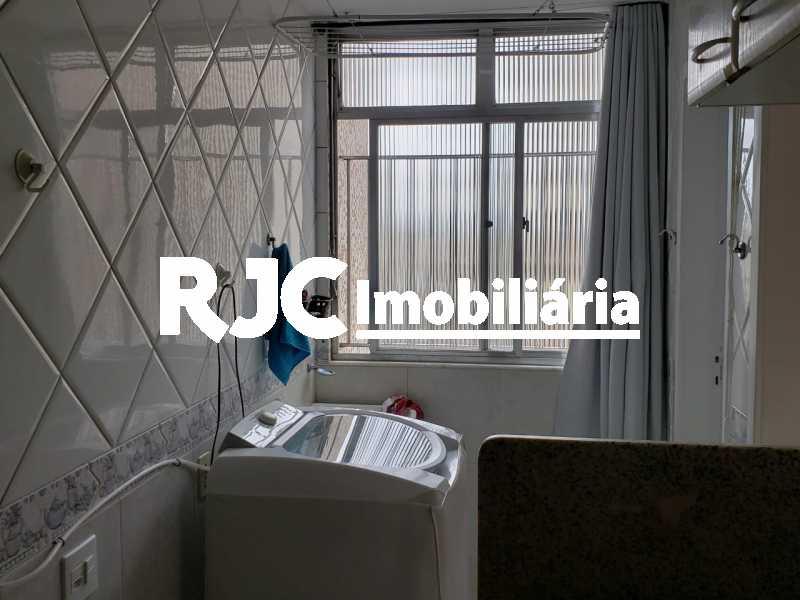 27 - Apartamento 3 quartos à venda Rocha, Rio de Janeiro - R$ 369.000 - MBAP32351 - 25