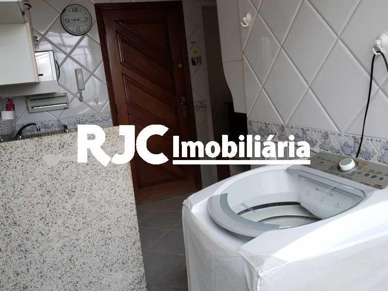 29 - Apartamento 3 quartos à venda Rocha, Rio de Janeiro - R$ 369.000 - MBAP32351 - 27
