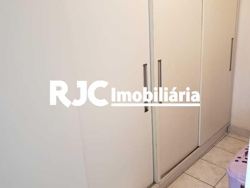 31 - Apartamento 3 quartos à venda Rocha, Rio de Janeiro - R$ 369.000 - MBAP32351 - 29