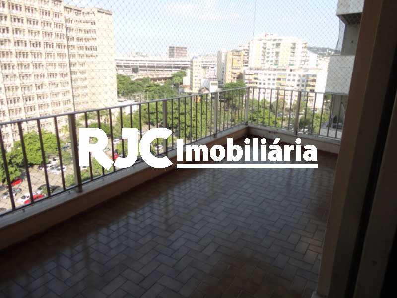 DSC07847 - Apartamento 1 quarto à venda Maracanã, Rio de Janeiro - R$ 293.000 - MBAP10693 - 1