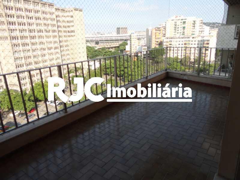 DSC07860 - Apartamento 1 quarto à venda Maracanã, Rio de Janeiro - R$ 293.000 - MBAP10693 - 6