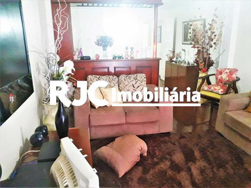 FOTO 1 - Casa 3 quartos à venda Tijuca, Rio de Janeiro - R$ 1.100.000 - MBCA30151 - 1