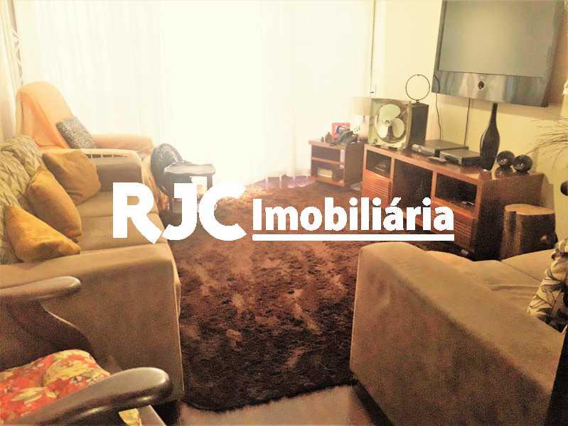 FOTO 2 - Casa 3 quartos à venda Tijuca, Rio de Janeiro - R$ 1.100.000 - MBCA30151 - 3