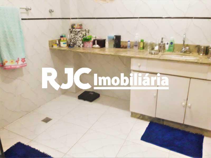 FOTO 13 - Casa 3 quartos à venda Tijuca, Rio de Janeiro - R$ 1.100.000 - MBCA30151 - 14