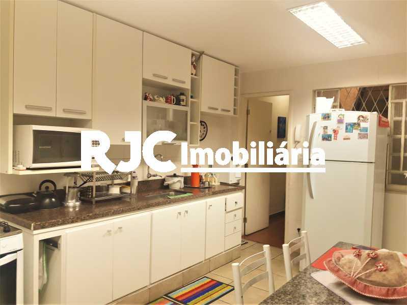 FOTO 16 - Casa 3 quartos à venda Tijuca, Rio de Janeiro - R$ 1.100.000 - MBCA30151 - 17
