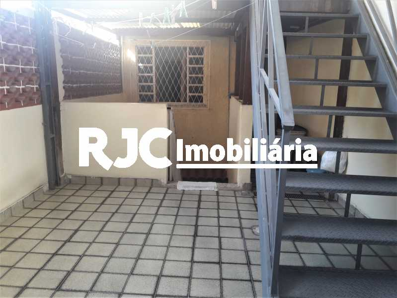 FOTO 19 - Casa 3 quartos à venda Tijuca, Rio de Janeiro - R$ 1.100.000 - MBCA30151 - 20