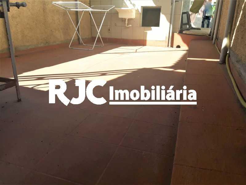 FOTO 26 - Casa 3 quartos à venda Tijuca, Rio de Janeiro - R$ 1.100.000 - MBCA30151 - 27