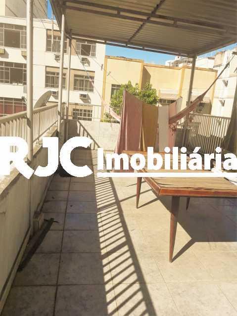 FOTO 27 - Casa 3 quartos à venda Tijuca, Rio de Janeiro - R$ 1.100.000 - MBCA30151 - 28